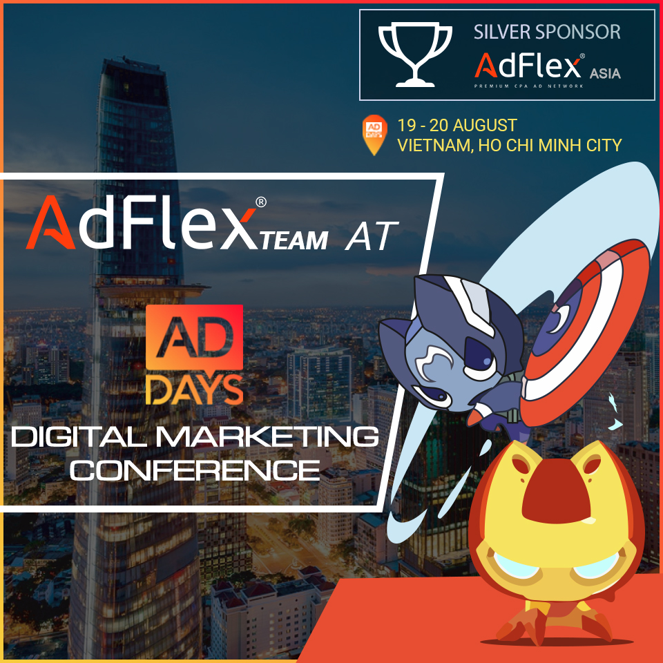 Bạn biết gì về Addays - Digital Marketing Conference?