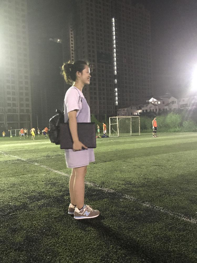 Đội trưởng đội cổ vũ Eway FC